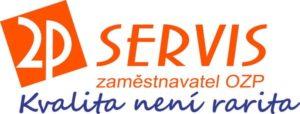 Chráněná dílna 2P Servis logo