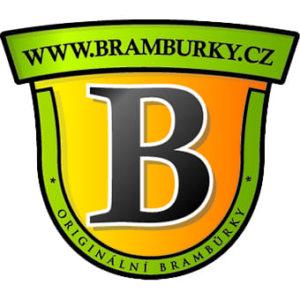 Chráněná dílna Brambůrky logo