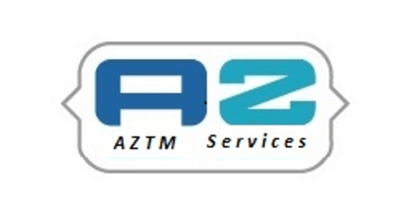 AZTM Services logo